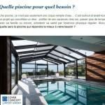 Cover Concept : Quelle piscine pour quel besoin ?