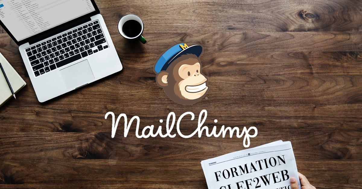 Formation bases de l'emailing Mailchimp